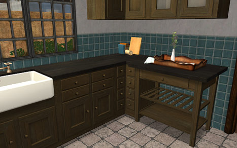 Kitchen Basic Recolors