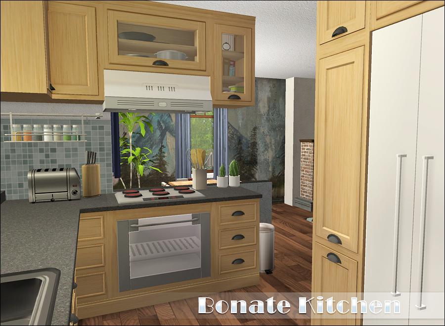 Bonate Kitchen Under Your Skin