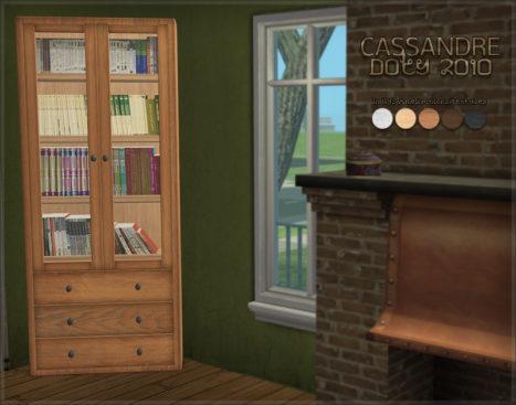Cassandre Shelves