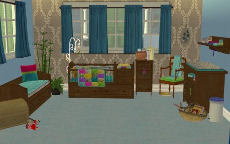 Cassandre – A Nursery Set