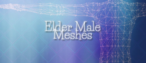 Elder Male Meshes