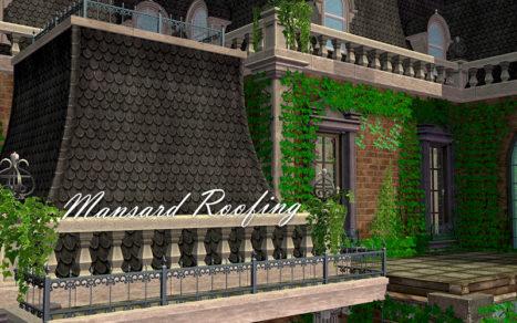 Mansard Roofing