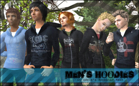 Band Hoodies