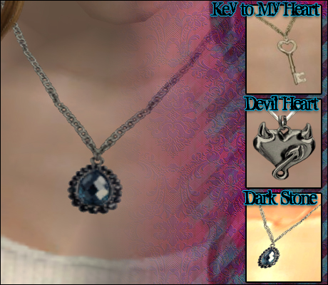 Necklaces on Short Chains