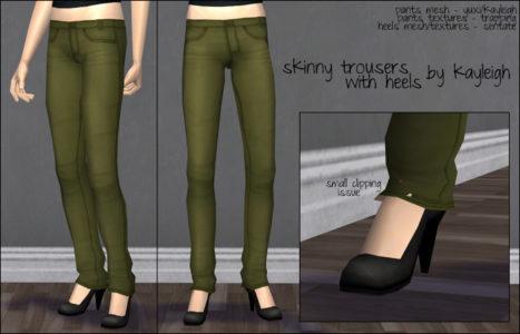Skinnies & Heels